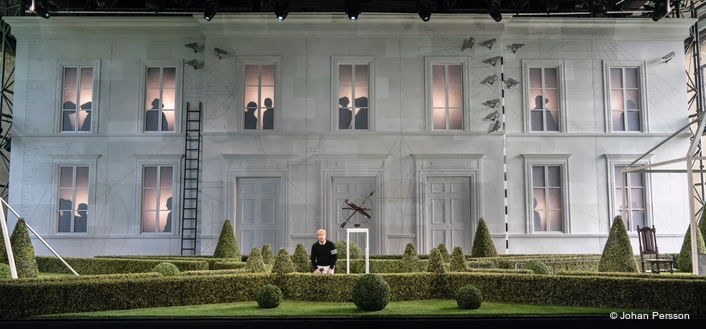 Ayrton Ghibli makes its debut at Garsington Opera