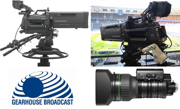 Gearhouse Broadcast boosts 4K and HDR rental capabilities with significant investment in most in-demand cameras and lenses