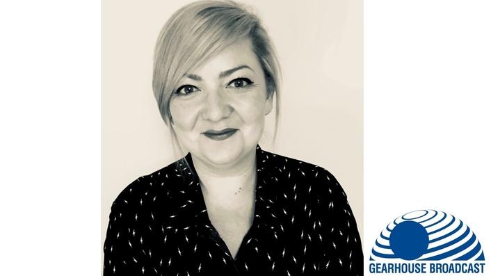 Gearhouse Broadcast appoints Jo Adams as UK business development manager
