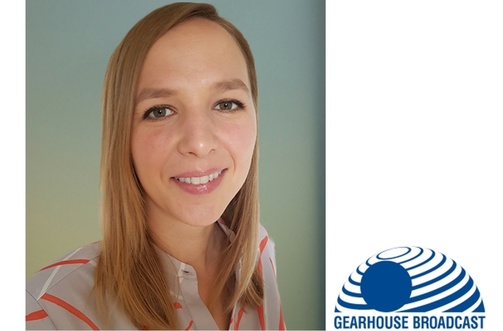 Gearhouse Broadcast appoints Thea Finch as Lead Production Manager