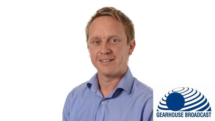 Gearhouse Broadcast promotes Ed Tischler to UK MD