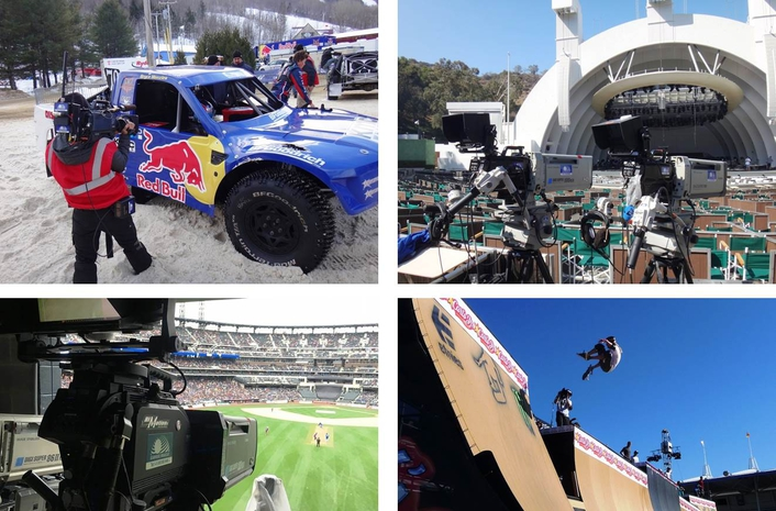 Gearhouse Broadcast to support growing USA operations with new 4K supertruck