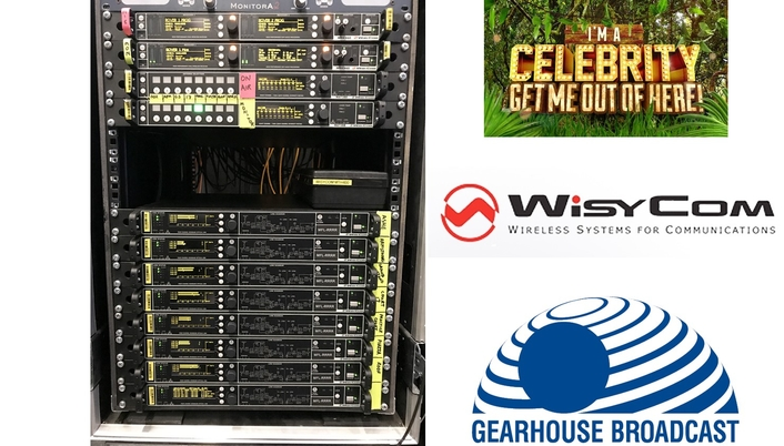 Gearhouse Broadcast expands its portfolio of Wisycom's forward-thinking RF technology