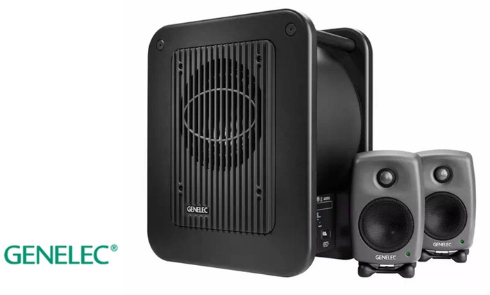 Designed to complement Genelec's 8010, 8020 and M030 active monitors, the 7040A delivers accurate sound reproduction