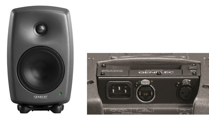 Genelec 8430A Audio-over-IP SAM™ Studio Monitor Receives NAMM Technical Excellence and Creativity (TEC) Award