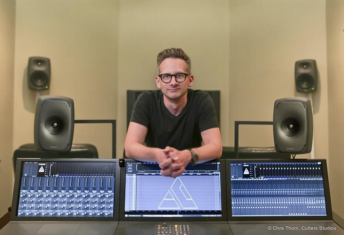Integrated Media Firm Another Country Checks Out the New Genelec 8331 Smart Active Monitors™