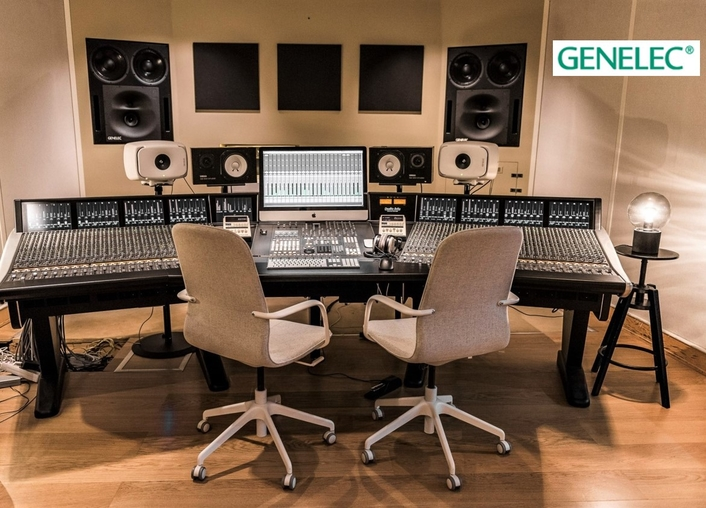 Baggpipe pipes up in praise of Genelec