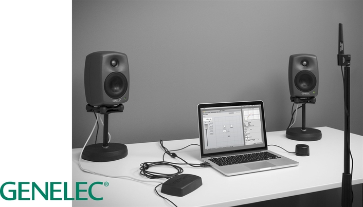 Genelec Offers GLM™ (Genelec Loudspeaker Manager™) Version 2.2 Software