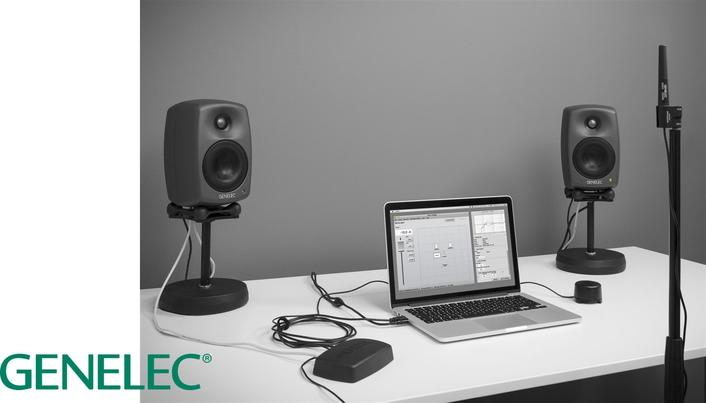 Genelec Offers GLM™ (Genelec Loudspeaker Manager™) Version 2.2 Software