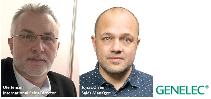 Genelec appoints industry leaders to spearhead sales growth