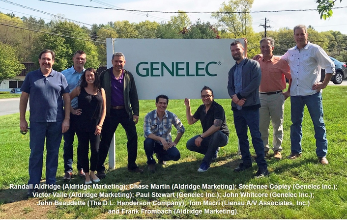 Genelec Inc. Holds Manufacturer's Rep Training Session