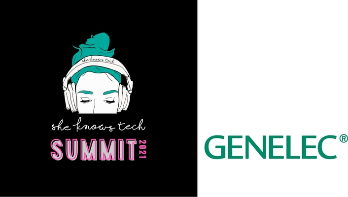 Genelec supports first ever She Knows Tech Summit