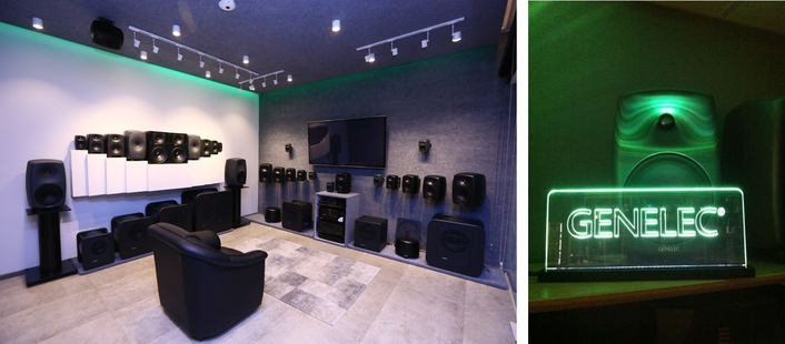 New Genelec Experience Centre Opens in Bangalore
