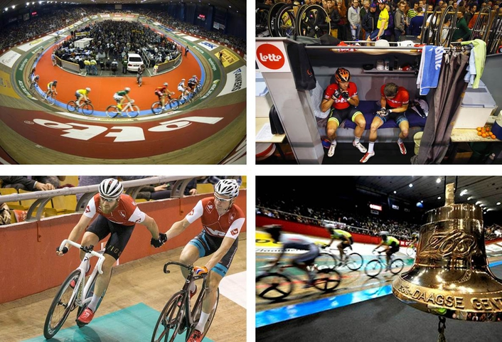 """Presteigne on-board system covers """"Six Days of Ghent"""" cycling event"""