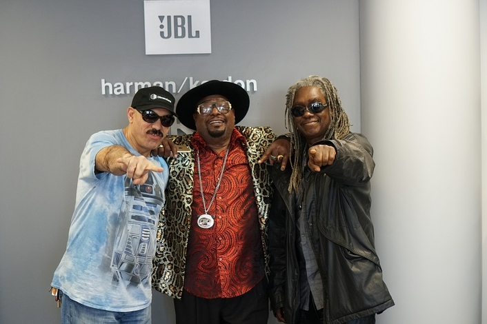 George Clinton/Parliament-Funkadelic and Elle Varner Join the HARMAN Professional Solutions Ambassadors Program