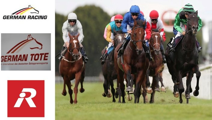 Riedel Partners With German Racing and German Tote