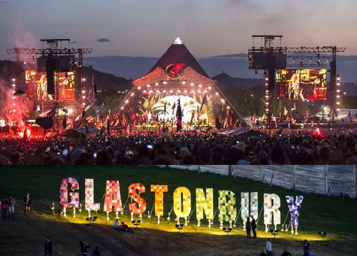 Sis Live In Tune With Glastonbury 2017 Live Production Tv