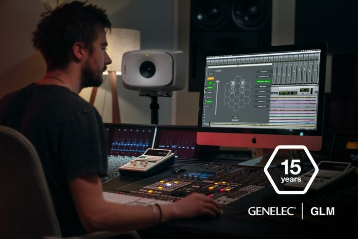New Genelec GLM 4.1 celebrates 15 years of truthful reference monitoring