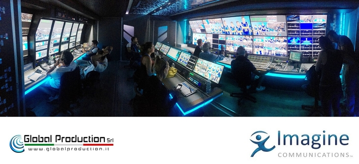 Italy's Global Production Approach to Live Ultra HD Production