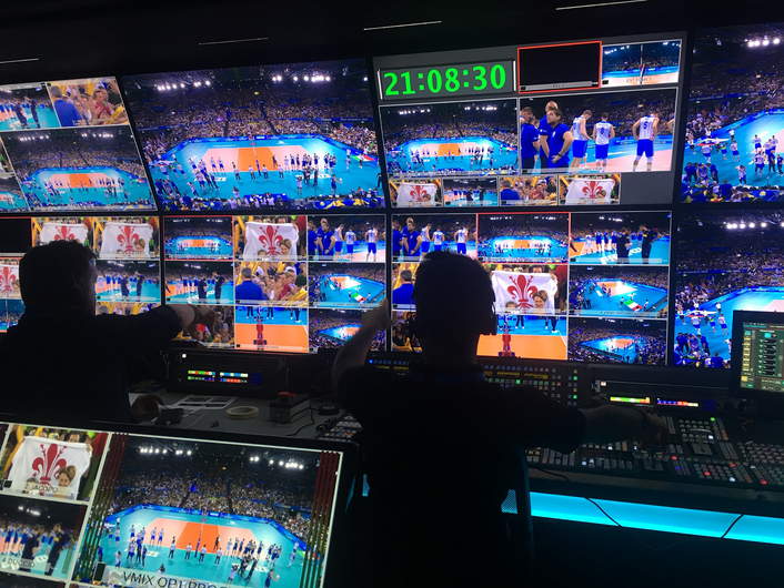 Global Production Italy takes RTS to Euro U21s
