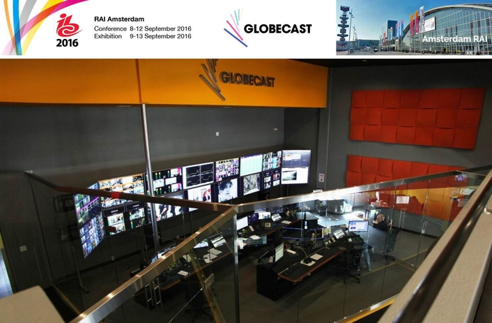 Globecast Announces Pioneering New Remote Production Service at IBC 2016