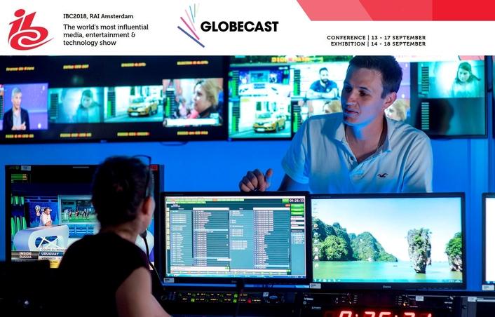 GLOBECAST IBC2018 PREVIEW