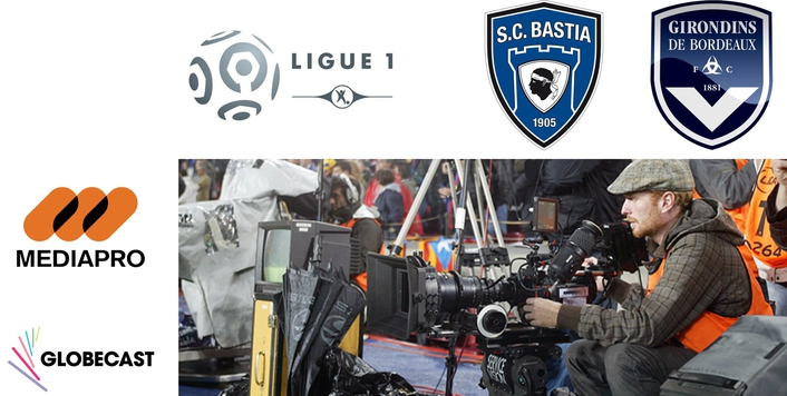 Globecast and Imagina France partner for first demonstration of Live Remote Production solution with French League 1 match broadcast