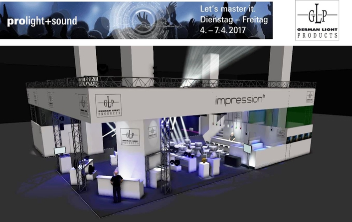 GLP REACHES NEW HEIGHTS AT PROLIGHT + SOUND