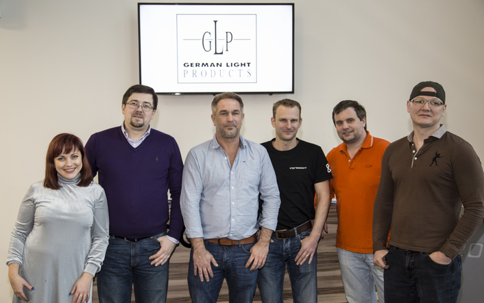 GLP ANNOUNCES NEW OPERATION IN RUSSIA