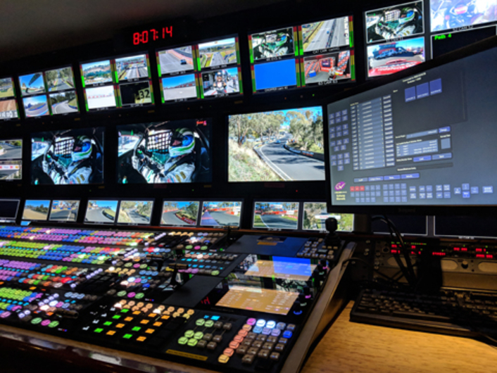 Timeline Television's New 4K IP Truck Packs a Punch with Grass Valley Solutions
