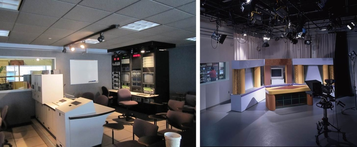 Emerson College Chooses Grass Valley LDX Cameras andKarrera Switchers to Improve Studio Production