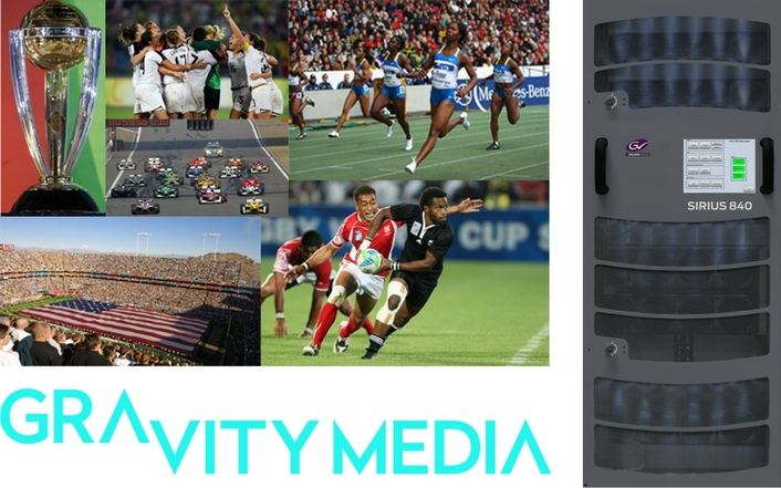 Grass Valley and Gravity Media Partner for Major Sporting Events with Multi-Year Live Production Infrastructure Deal