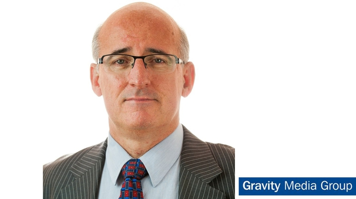 Gravity Media Group appoints Eamonn Dowdall as Chief Revenue Officer