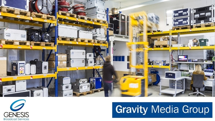 Gravity Media Group continues its global growth with acquisition of Germany's Genesis Broadcast Services