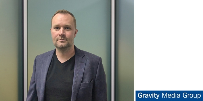 Gravity Media Group appoints John Currie as Head of Technology