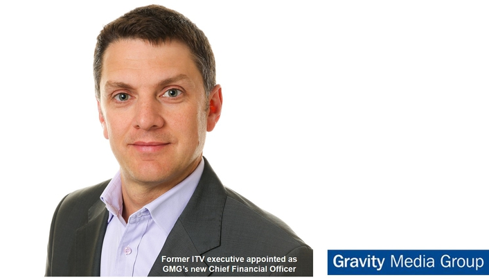 Gravity Media Group appoints Paul Greensmith as Chief Financial Officer