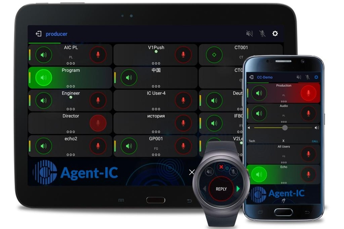 V-Series lever key panels, LQ series of IP connectivity devices, FreeSpeak II wireless intercom and Agent-IC mobile app all make it easier than ever to stay connected