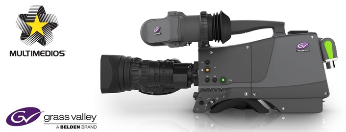 Grupo Multimedios Selects LDX 82 Flex Cameras to Facilitate  Expanded TV Production