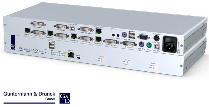 DVI extender, KVM, extender, extension, control room, maritime, technical control room, monitor, displays, control, monitoring, process monitoring, SNM, matrix, OSD, web interface, CAT, fibre optics, fibre, structured