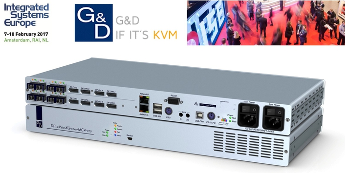 DP1.2.-VisionXG – the world's first and only KVM extender to transmit 8K video