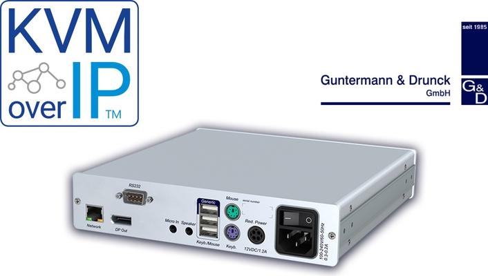 KVM brings more power to the AV market