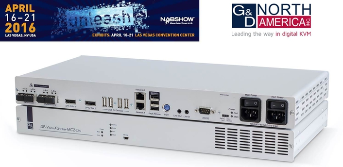 G&D North America is a KVM success story –  after just one year