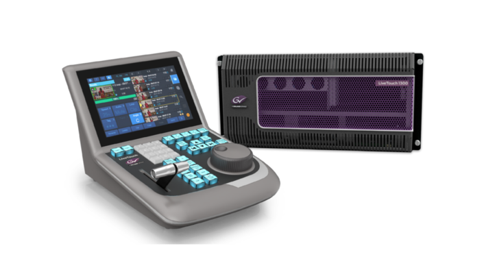 Grass Valley Taps Into Power of IP for Highlights and Replay Production with LiveTouch 1300