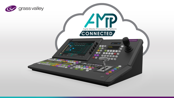 Grass Valley's GV AMPP Powers Cloud Production for Electronic Arts Competitive Gaming Entertainment Online Esports Events