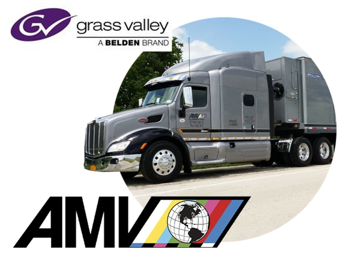 All Mobile Video's New Truck Packs a Punch with Grass Valley IP Solutions