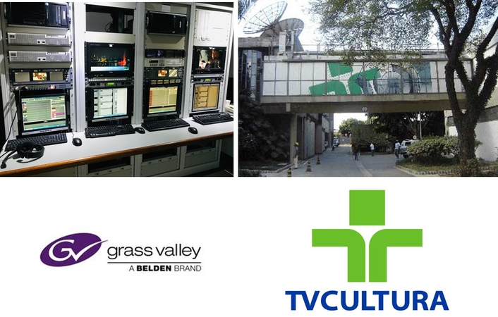 TV Cultura Brazil Prepares for the Future with Grass Valley
