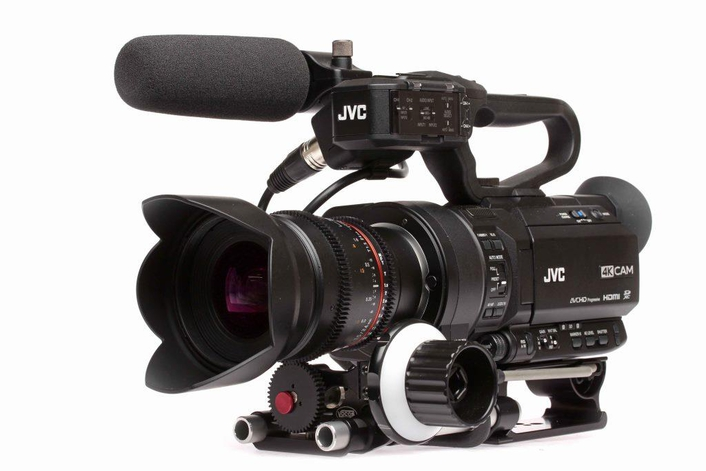 JVC ANNOUNCES GY-LS300 4KCAM CAMCORDER REBATE, SLO-MO UPGRADE