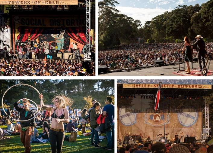 Sound On Stage supplies K2 and other L-Acoustics rigs for all seven of this year's stages