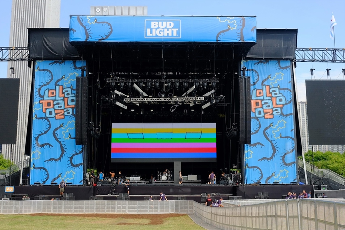 Thunder Audio deploys JBL VTX V25-II line arrays and Crown I-Tech HD amplifiers to power dynamic performances by Ellie Goulding, Major Lazer, Lana Del Ray and more