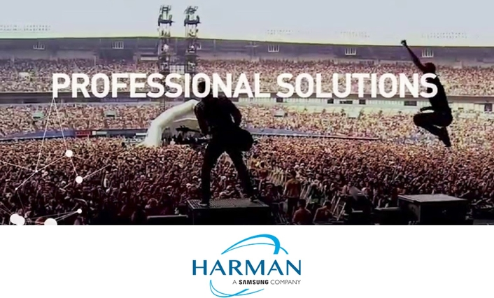 the HARMAN Professional Solutions Ambassadors Program